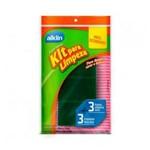 Kit Limpeza 3x1