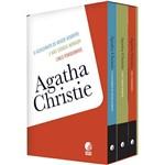 Kit Livros - Agatha Christie (3 Volumes)