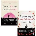 Kit Livros - Como eu Era Antes de Você + a Garota que Você Deixou para Trás (2 Volumes)