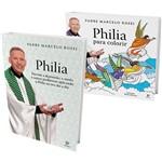 Kit Livros - Philia + Philia para Colorir (2 Volumes)