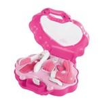 Kit Maleta de Beleza Infantil Calesita Charme de Menina 0318 Rosa