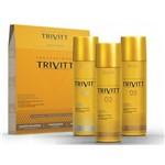 Kit Manutenção Trivitt 3 Itens Itallian Hairtech
