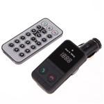 Kit Maos Livres Bluetooth Carro Mp3 Player Aux Audio Receptor de Musica Transmissor Usb Car Charger Suporte Cartao Sd