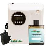 Kit Marketing Olfativo - Aromatizador Nevoar - Alecrim Blanc