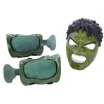 Kit Máscara + Acessório Hulk - Hasbro