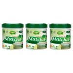 Kit 3 Matcha - Chá Instantâneo - Termo Fit - Unilife - 220g