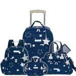 Kit Maternidade Estrelas Luxo com 4 Itens