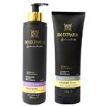 Kit Matizante Shampoo e Máscara Cinza Bio Extratus
