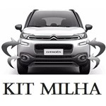 Kit Milha Aircross Ano 2016 2017 2018 Led Daylight Completo
