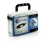 Kit Mini Furadeira com Fonte e Maleta, Bivolt Feel0001 Storm