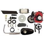 Kit Motor Bicimoto 49cc 4 Tempos - 5G T-Belt Drive para Bicicleta Motorizada