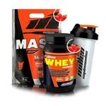 Kit New Millen P/ Ganho de Peso e Massa Muscular