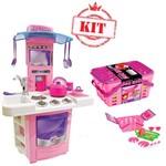 Kit Nova Big Cozinha 630 Big Star Cesta Pic Nic 630 - Magic Toys