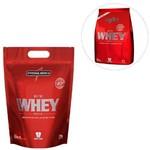 Kit Nutri Whey Protein - Baunilha 1800g Refil + Nutri Whey 907g Refil - Integralmédica