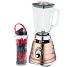 Kit Osterizer Cobre - Liquidificador e Jarra Blend N Go - 127V