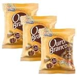 Kit 3 Ouro Branco 1kg - Lacta