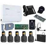 Kit PABX Bina TI 830i TS 3111 CHS 55 ITC 4100 XPE 1001 Plus