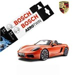 Kit Palheta Limpador Boxster 2011-2016 - Bosch