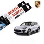 Kit Palheta Limpador Cayenne 2011-2014 - Bosch