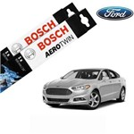Kit Palheta Limpador Fusion 2013-2016 - Bosch