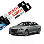 Kit Palheta Limpador Genesis 2011-2016 - Bosch