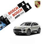 Kit Palheta Limpador Macan 2014-2016 - Bosch