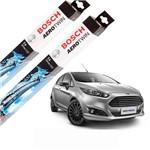 Kit Palheta Limpador New Fiesta 2013-2016 - Bosch