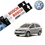Kit Palheta Limpador Space Fox 2012-2016 - Bosch