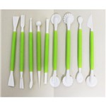 Kit para Confeitaria B062 Verde Basic Kitchen