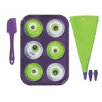 Kit para Cup Cake Monster Chef