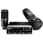 Kit para Gravação em Estúdio Steinberg UR22 MkII Recording Pack