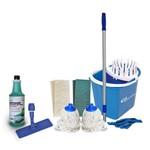 Kit para Limpeza de Pisos - Brisa do Campo