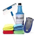 Kit para Limpeza de Vidros Basic