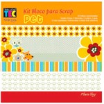 Kit para Scrapbook Mini II Pet - TEC