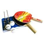 Kit para Tênis de Mesa 8 Peças Klopf 503
