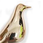 Kit Pássaro Rose Gold em Cerâmica - Mart 9527