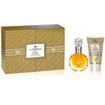 Kit Perfume Feminino + Loção Corporal Royal Marina Diamond Marina de Bourbon Eau de Parfum