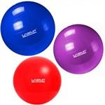 Kit Pilates com 3 Bolas Suicas Tamanhos 45 Cm + 55 Cm + 65 Cm Liveup