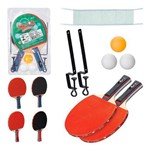 Kit Ping Pong Completo Art Brink