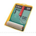 Kit Pintura 3pçs Atlas 1001 Garfo Bandeja Rolo de Poliéster
