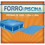 Kit Piscina 1500 Litros + Capa + Forro Estruturada - Mor