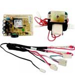 Kit Placa Controle/sensor Electrolux Df47/50 220v Original