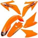 Kit Plástico Pro Tork CRF 230 08/13 Laranja