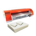 Kit Plastificação - Plastificadora Marpax + 320 Polaseal