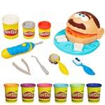 Kit Play-doh: Massinha Dentista + 6 Potes de Massinha Pelo Preço de 5 - Hasbro