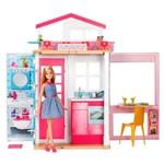 Kit Playset e Bonecas - Barbie Real e Sua Casa com Ken Fashionista - Cacto - Mattel