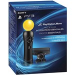 Kit Playstation Move Essential P/ PS3 - Sony