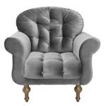 Poltrona Cadeira Dani para Recepção Sala Escritório Quarto Suede Preto Acetinado - AM DECOR