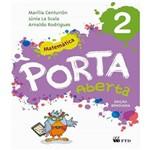 Kit - Porta Aberta - Matematica - 02 Ano - Ef I