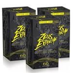 Kit 3 Pre Hormonal Zeus Extreme Iridium Labs 60cp - Hgh